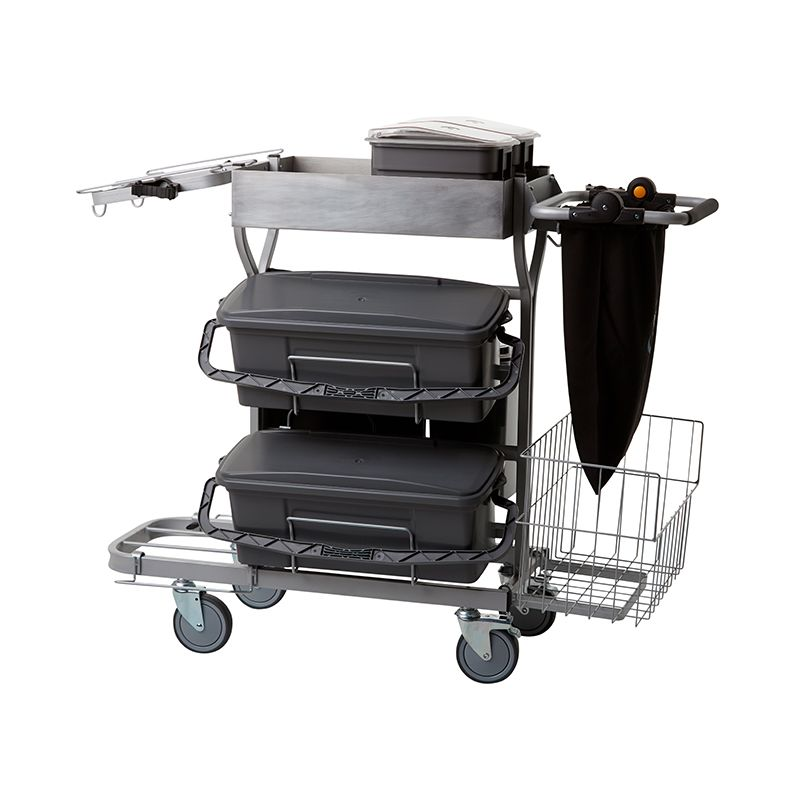 Vikan Combi-sets & Trolleys