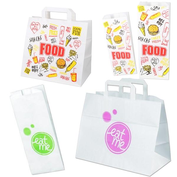 Snack-lijn Eat Me & Fast Food