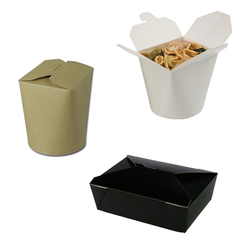Wok To Go Bekers (Food Pail)