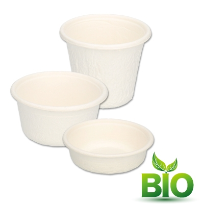 BIO Saus Cups & Deksel