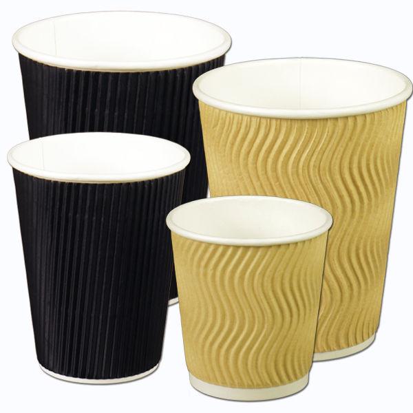 Dubbelwandige Koffiebekers