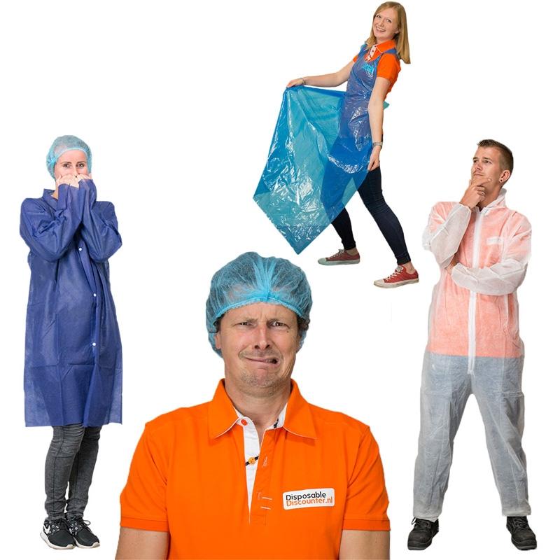 HACCP Mutsen & Kleding