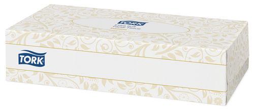 Tork Tissue Premium extra soft Wit 20 x 20 8 cm 100 Vel