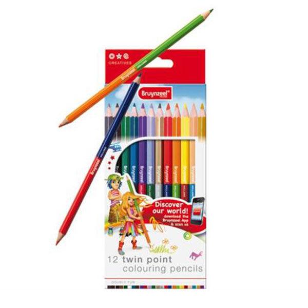 Bruynzeel Twinpoint kleurpotloden