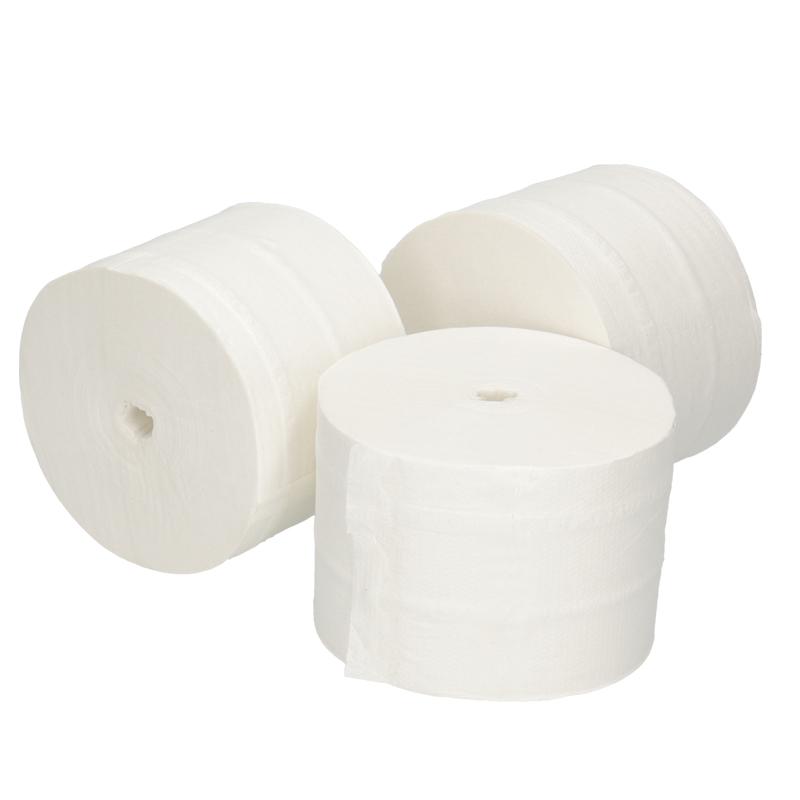 Afbeelding van Toiletpapier coreless voor compact dispenser 900vel 2 laags