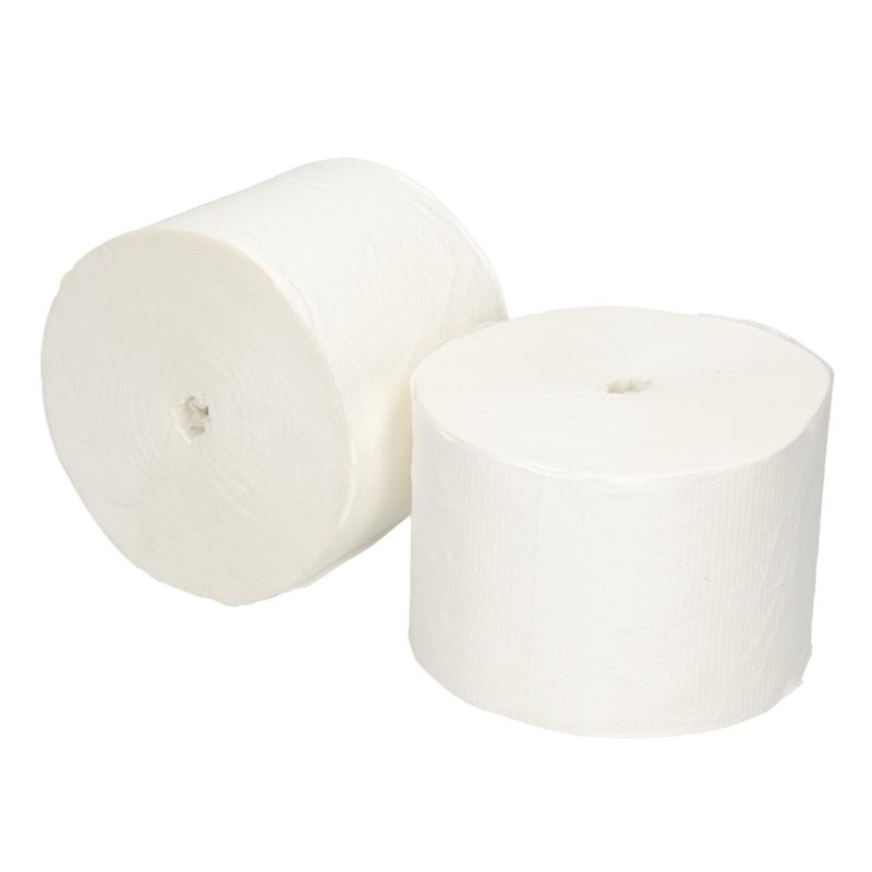 Afbeelding van Toiletpapier coreless voor compact dispenser 1700vels 1 laags