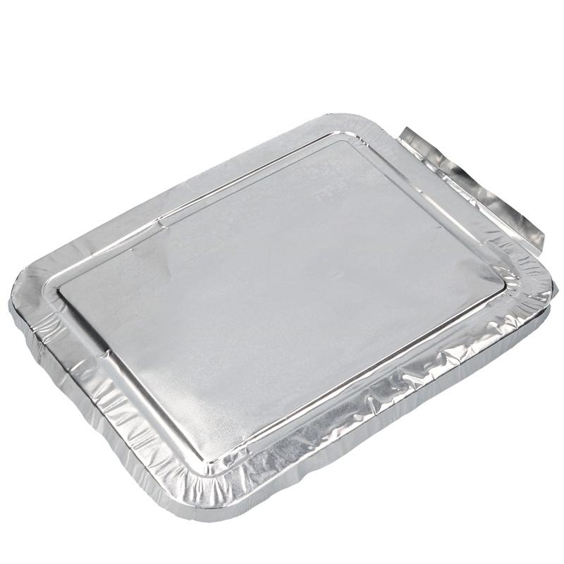 Afbeelding van aluminium deksel voor menuschaal
