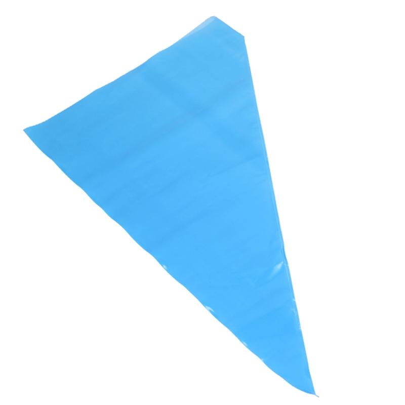Afbeelding van BIO Spuitzak op rol HG 51cm blauw