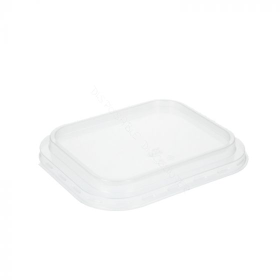 Deksel voor Component Trays 138x114mm transparant
