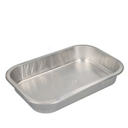 Smoothwall tray Ready 2 Cook 750ml