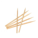 BIO Bamboe prikker maïskolf 125mm