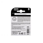 Batterij Duracell knoopcell Lithium 4xCR2032 3Volt - 180mAh