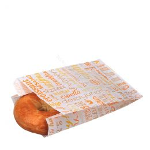 BIO papier broodzak Parole 12+5x22cm