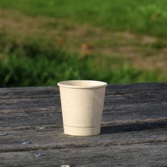 BIO Koffiebeker van suikerriet 120ml 4oz