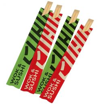 Chopsticks bedrukt met logo!