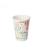 Koffiebeker karton 70,3mm 180ml 7oz vendingcup Parole
