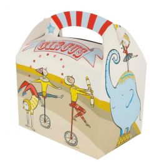 Kids box zonder speeltjes Circus