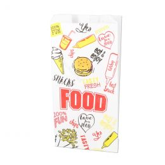 Snackzakken Fast Food 2 pond nr 28 perfo