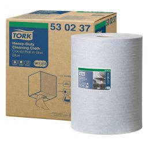 Tork Heavy-Duty Cloth Combi Roll Blue W1/W2/W3 530237