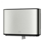Tork Mini Jumbo Toilet Roll RVS Dispenser T2 460006