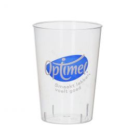 Plastic Glazen bedrukt met logo!