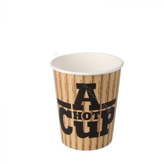 Coffee to go koffiebeker 240ml 8oz a hot cup