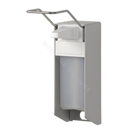 Zeep & Desinfectie Dispenser Aluminium Ingo-Man 500ml Lange Beugel