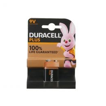 Batterij Duracell plus Alkaline 1x9Volt