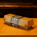BIO kartonnen Baguette Box Fresh & Tasty