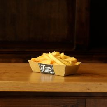 BIO kartonnen Frietbakjes Fresh & Tasty A9