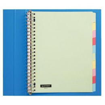 Tabbladen Karton 23-gaats 10-delig Gekleurd