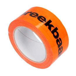 PVC Tape 50mm x 66m Breekbaar Waarschuwing