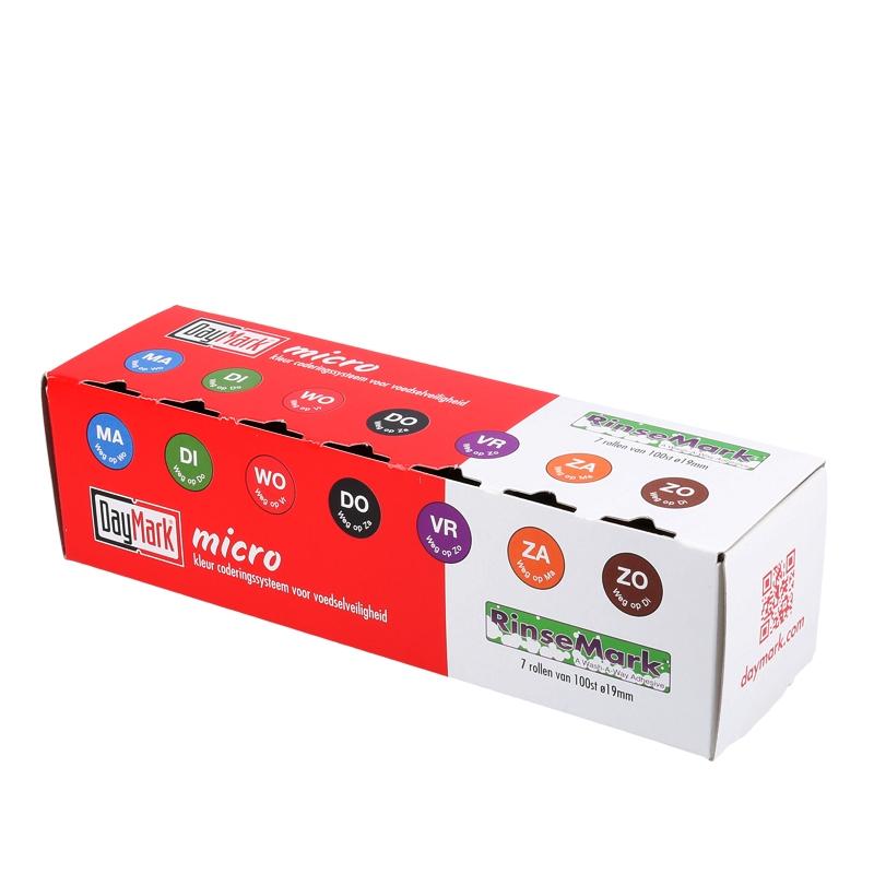 Afbeelding van Daymark mini dispenser voor voedsel codering