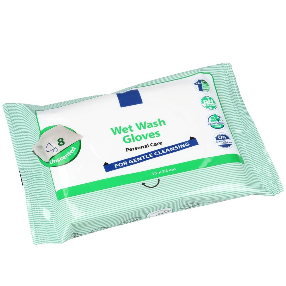 Verzorgend wassen neutraal doekjes
