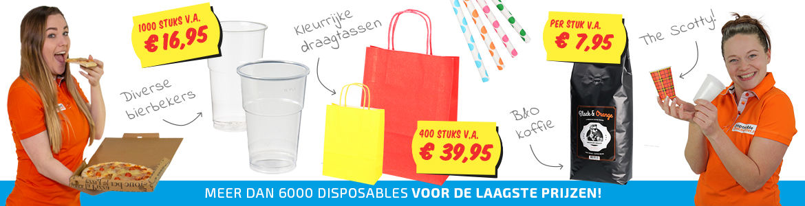 Welkom op Disposable Discounter