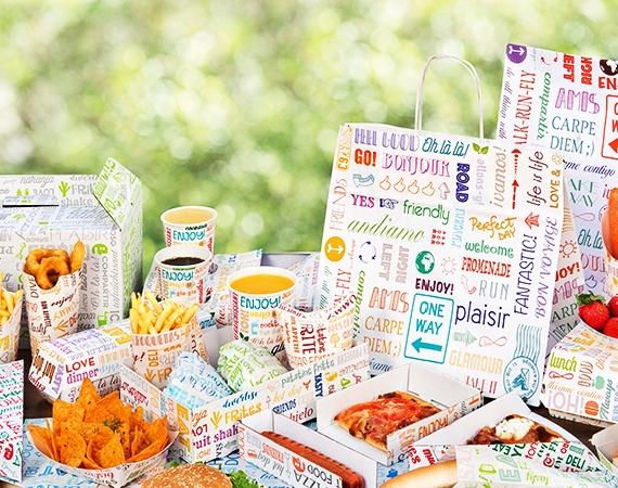 Frisse en Vrolijke Verpakkingen: Snack-lijn Parole!