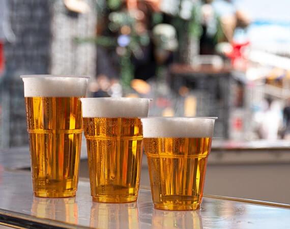Topkwaliteit Bierbekers tegen de Allerrrrrlaagste Prijzen!