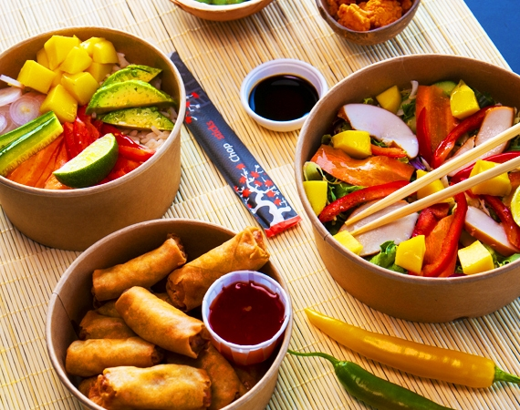 Nature Kraft Salade Bowls voor de ultieme Bio Uitstraling!