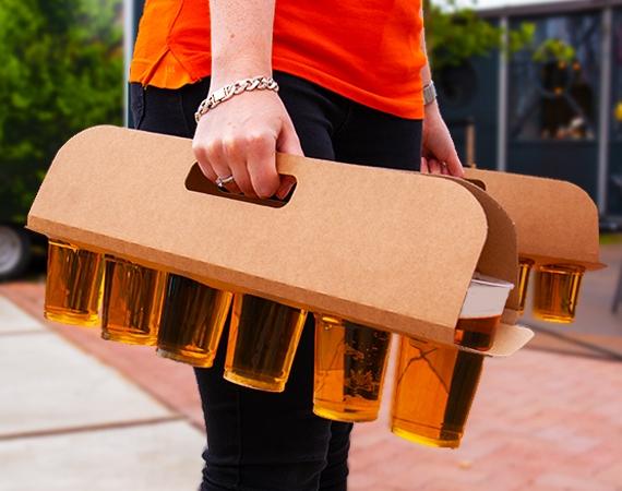 Nieuw: de Beer Bag! Het ultieme Bier Tasje voor iedereen!